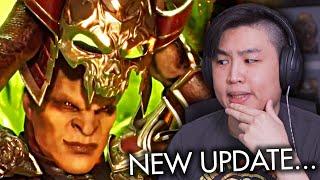Мы ждали этого обновления Mortal Kombat 11 МЕСЯЦЫ ...