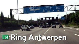 E-34 Ring Antwerpen (Antwerp Beltway)