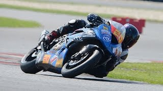 Rinas onboard - SlovakiaRing - 2.17,5 - Superstock 600 - 2015.09.13 - WMMP ALPE ADRIA - ZX6R