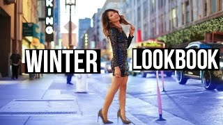 Winter Lookbook 2016! 5 Holiday Party Outfit Ideas
