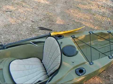 Native Watercraft Manta Ray 12 kayak