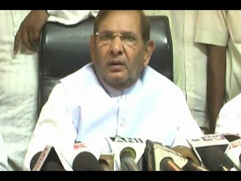 Kanwariyas are mostly unemployed people, says JD(U) leader Sharad Yadav