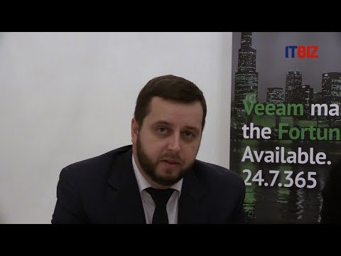 VeeamON Forum Czech Republic 2017 | Vasily Vaganov