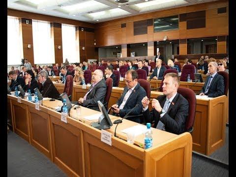 Законодательному Собранию Амурской области – 25 лет!