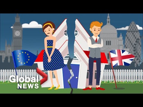 Brexit explained: What's causing the 'divorce' deadlock