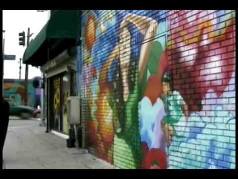 La misma luna filmmakers on murals in los angeles youtube for Mural la misma luna