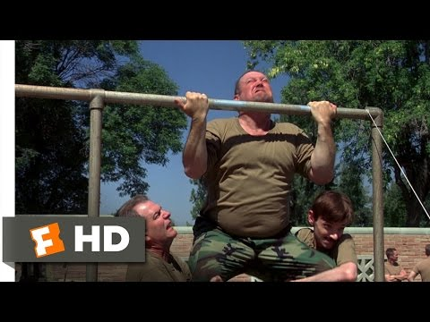 Delta Farce (2/9) Movie CLIP - Basic Training (2007) HD