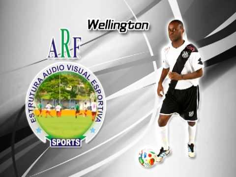 Wellington atleta de futbol parte I