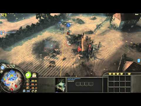 3 Players vs 3 AI (Company of Heroes)