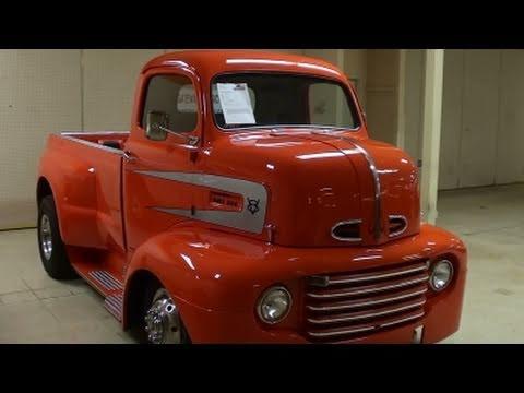 Custom 1948 Ford COE Pick-up