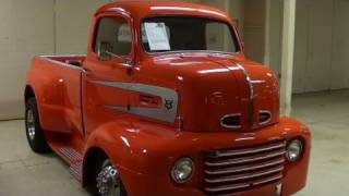 Custom 1948 Ford COE Pick-up