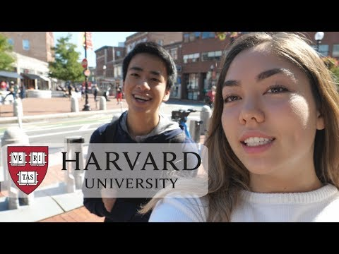 Day in the Life of a Harvard Student