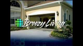 Breezy Living Screen System - United Garage Door