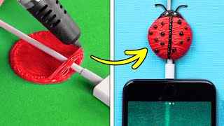 Cool 3D-PEN DIY Crafts And GLUE GUN Ideas That Might Be Helpful || Household, Cleaning, Decor