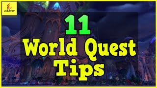 11 Tips For World Quest Farming - Speed + Efficiency - WoW Legion
