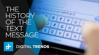 The History of the Text Message SMS