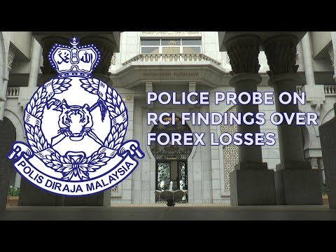 Special police team set up to probe forex losses
