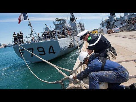 Akdeniz'e çakılan Mısır Uçağının Kara Kutusu Aranıyor