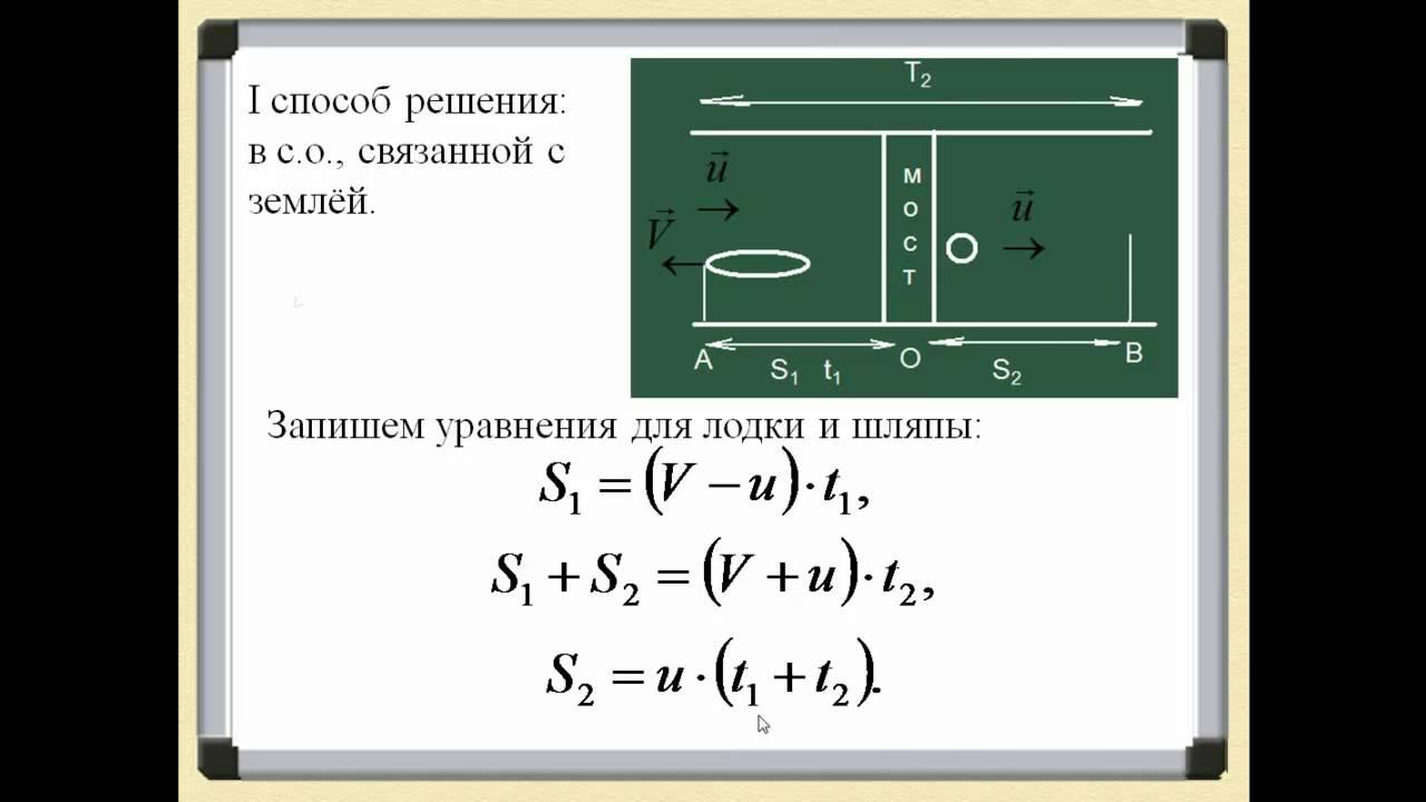 Задача по физике на относительность решения как решить задачу на площадь прямоугольника