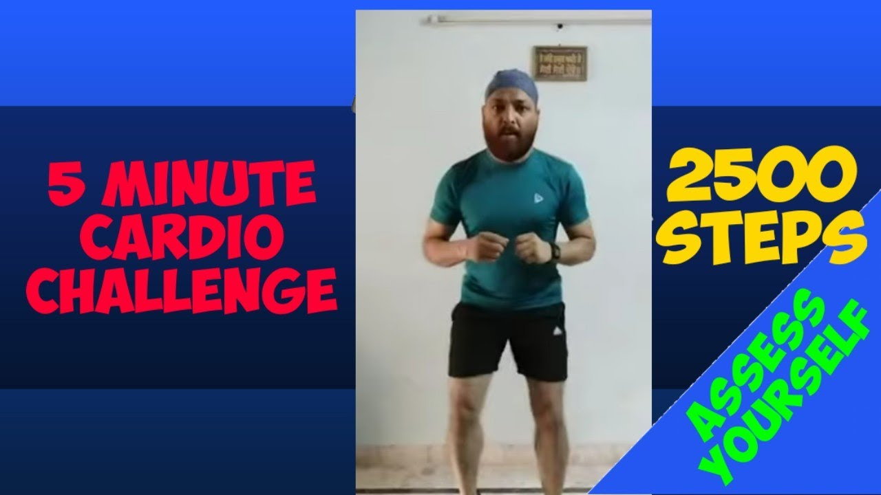 2500 steps challenge on foot fires in 5 minutes # 3 #