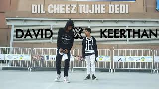 Dil Cheez Tujhe Dedi - DWIZARDS (DANCE COVER)