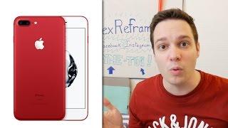 iPhone 7 rouge, nouvel iPad ... donc pas de Keynote?