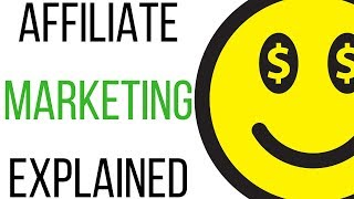 Affiliate Marketing For Beginners EXPLAINED IN PLAIN ENGLISH