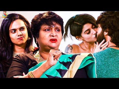 Is What Oviya did 90ML Justified ? : Anuradha & Abhinayasri Shares their Opinion | Interview