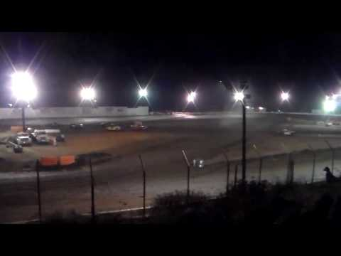 Open Division Figure 8 - Barona Speedway 10.22.16