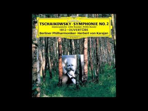 """Tschaikowski - Symphonie Nr.2 C-moll Op.17 """"Kleinrussische"""" Karajan Berliner Philharmoniker"""