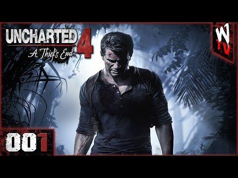 UNCHARTED 4 [001] - Die Verlockung des Abenteuers | Let´s Play Uncharted 4 [Deutsch]