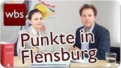 Punkte in Flensburg? - Dann können wir helfen! | Das neue Punktesystem | Kanzlei WBS