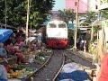 Aktivitas di Pasar Rel Dupak Magersari, Railway Market
