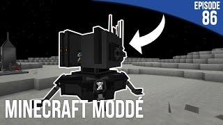 on est sur la lune   minecraft modd s3   episode 85