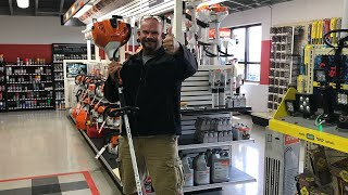 Review on Stihl FS 90 Trimmer(This is a review on the Stihl FS 90 Trimmer, (weedeater). Hope this helps you out!, 2013-10-12T15:48:55.000Z)
