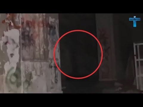 Top 10 Scary Paranormal Activity And Ghost Caught On Camera CCTV
