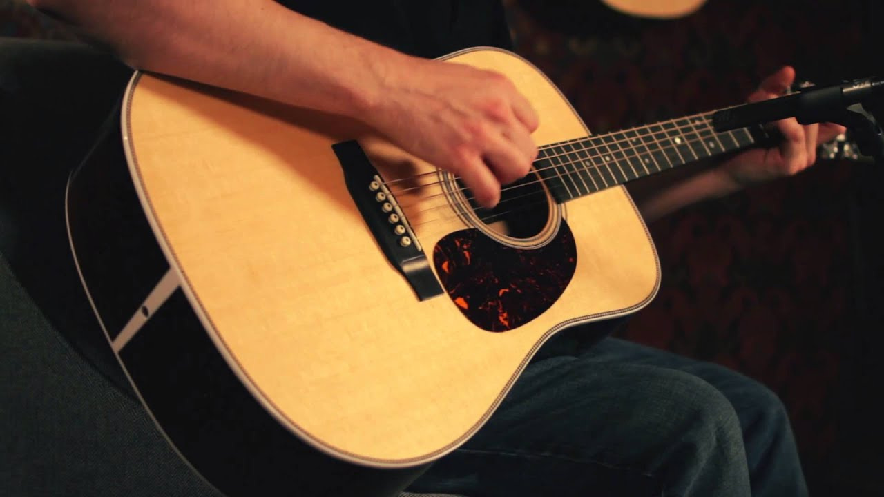 acoustic guitar wallpaper hd