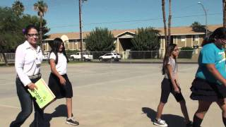 California Shakeout at El Centro Elementary School