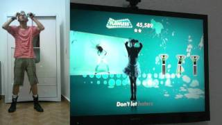"05. Everybody Dance PS3 - ""Willow - Whip My Hair"" Professional 100% 5 stars"