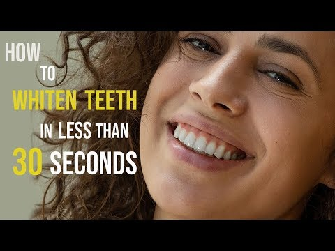 How to Whiten Teeth in Less than 30 Seconds - Photoshop Tutorial thumbnail