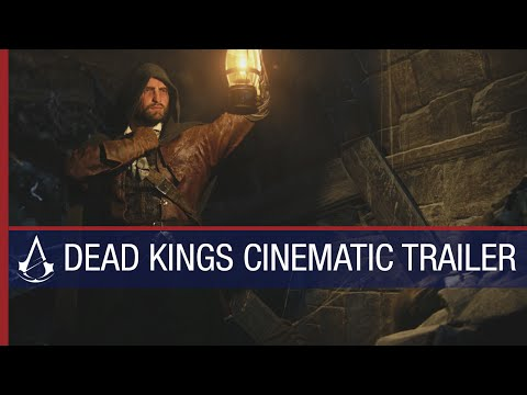Assassin's Creed Unity: Dead Kings - DLC Cinematic Trailer   Ubisoft [NA]