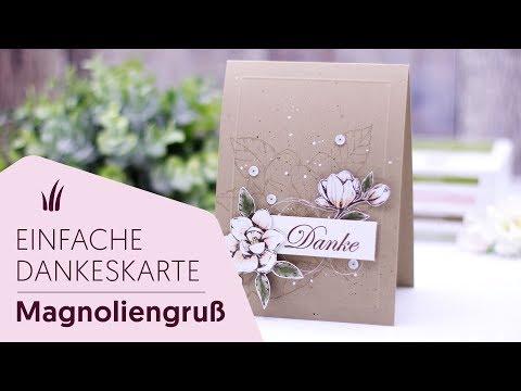 Zierbanderolen Von Stampin Up Grüner Garten Karten Basteln