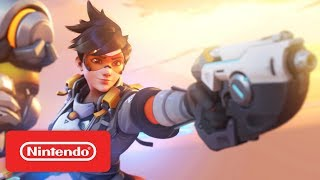 Overwatch 2 - Gameplay Trailer - Nintendo Switch