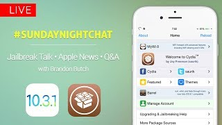 iOS 11.1 Jailbreak, iPhone X, Q&A | #SundayNightChat!