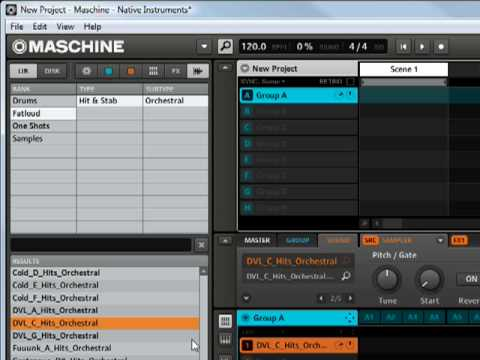 Maschine Tip: Importing your Samples into Maschine Library
