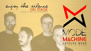 Enjoy The Silence - Mode Machine Depeche Mode Tribute Band from Italy