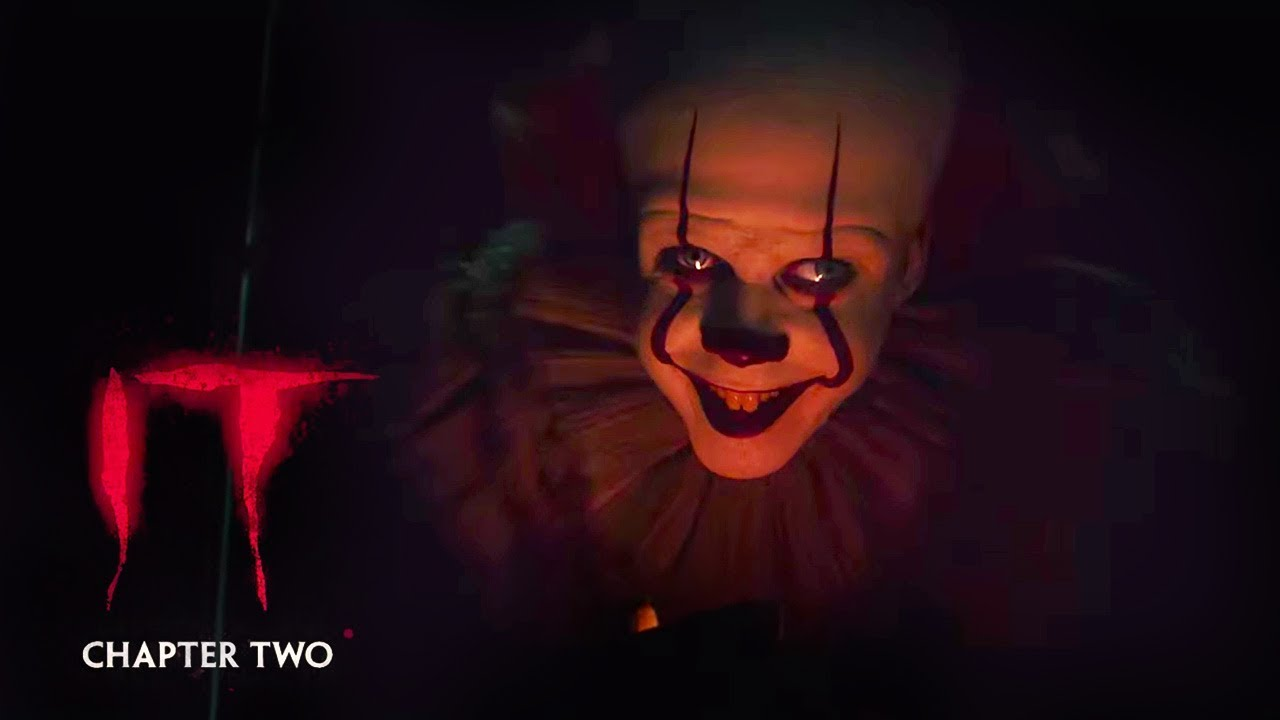 Download IT CHAPTER TWO (2019) Teaser Trailer