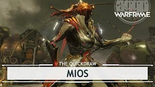 Warframe: Mios, Double Ended Satisfaction [thequickdraw]