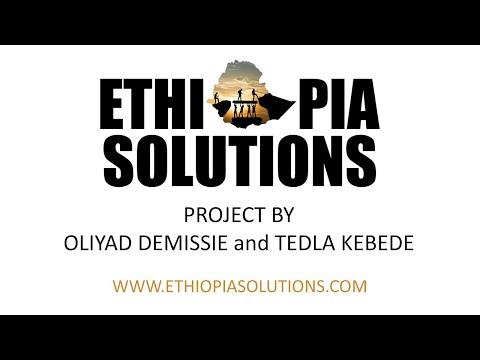 Fundraiser by Tseday Mekbib : Ethiopia Solutions