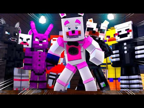 Ultimate Night! Minecraft FNAF Roleplay thumbnail
